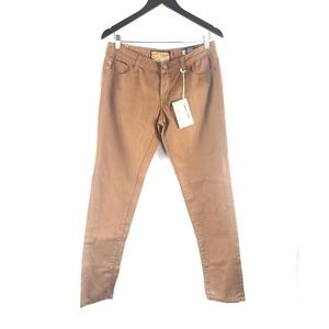Dear John Joyrich Tan Comfort Skinny Jeans